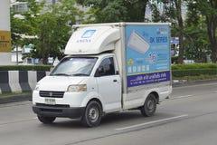 Carro privado Suzuki Carry do recolhimento Imagem de Stock