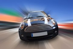 Carro rápido Imagens de Stock