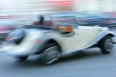 Carro rápido Fotografia de Stock