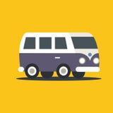 Carro rápido da ilustração do vetor Foto de Stock