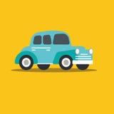 Carro rápido da ilustração do vetor Fotografia de Stock