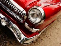 Carro raro velho Imagem de Stock Royalty Free