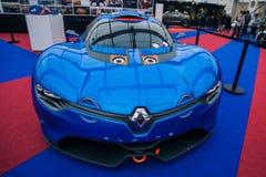 Carro Renault A110-50 alpino do conceito Imagens de Stock Royalty Free