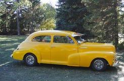 Carro restaurado clássico do vintage Imagens de Stock