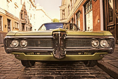 Carro retro Fotos de Stock Royalty Free