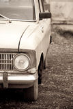 Carro retro Imagem de Stock Royalty Free