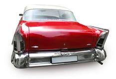 Carro retro - clássicos americanos do vintage Imagem de Stock Royalty Free