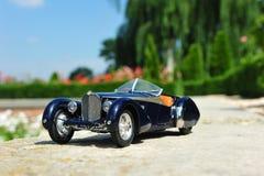Carro retro da barata do SC Córsega de Bugatti 57 Fotografia de Stock Royalty Free