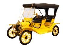 carro Retro-denominado Foto de Stock Royalty Free