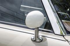 Carro retro do espelho lateral Imagem de Stock