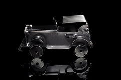 Carro retro e do vintage Foto de Stock
