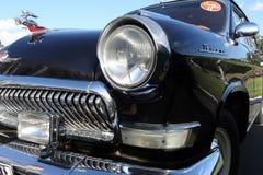 Carro retro GAZ-21 Imagem de Stock