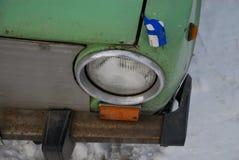 Carro retro oxidado Imagens de Stock