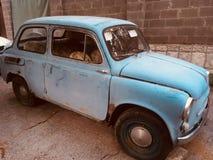 Carro retro ZAZ - 965 Zaporozhets, g 1962-69 Fotografia de Stock