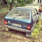 carro romeno #oltcit do #oltena feito no comunist de romania Foto de Stock