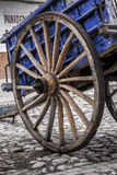 Carro-rueda Imágenes de archivo libres de regalías