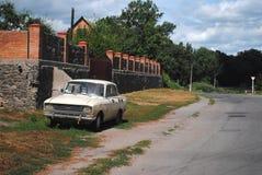 Carro soviético fotos de stock royalty free