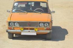 Carro soviético velho imagens de stock royalty free