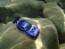 Carro subaquático Fotos de Stock