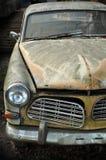 Carro sueco velho Fotos de Stock Royalty Free