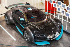 Carro Survolt do conceito de Citroen Foto de Stock