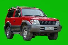 Carro SUV Foto de Stock Royalty Free