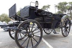 Carro traído por caballo de la vendimia. Fotos de archivo libres de regalías