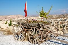 Carro turco imagem de stock royalty free