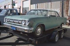 Carro usado Imagem de Stock