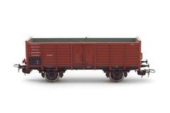 Carro vacío del cargo Imagen de archivo libre de regalías