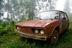 Carro velho Foto de Stock