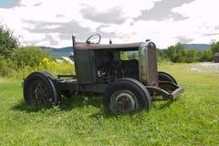 Carro velho Fotografia de Stock Royalty Free