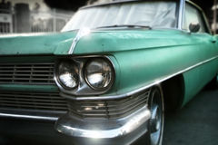 Carro velho Imagem de Stock Royalty Free