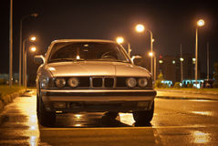 Carro velho bonito Foto de Stock Royalty Free