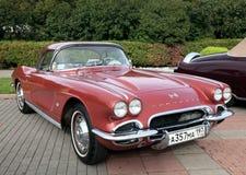 Carro velho clássico Imagem de Stock