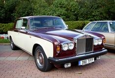 Carro velho clássico Foto de Stock Royalty Free