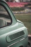 Carro velho de Zaporozhets imagem de stock