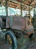 Carro velho do vintage Foto de Stock Royalty Free