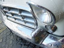 Carro velho doce Imagem de Stock Royalty Free