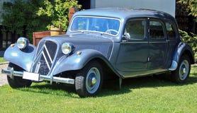 Carro velho fascinante foto de stock royalty free