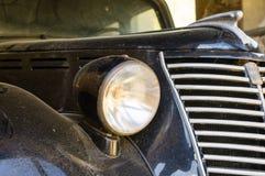 Carro velho italiano Fotos de Stock Royalty Free