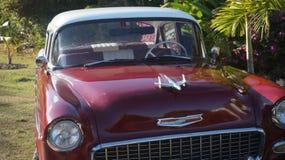 Carro velho muito agradável Imagem de Stock Royalty Free