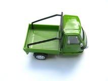 Carro verde del juguete Imagen de archivo libre de regalías