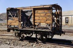 Carro viejo. Fotos de archivo