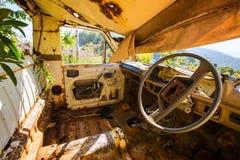 Carro viejo Foto de archivo