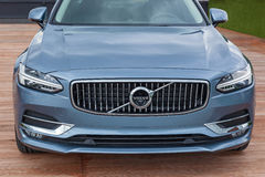 Carro Volvo S90 Imagens de Stock Royalty Free