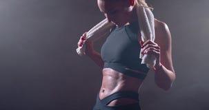 Carrocería muscular almacen de video