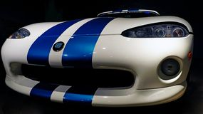 Carroll Shelby Dodge Viper 1995 RT/10 photographie stock