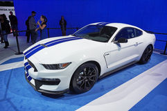 Carroll Shelby Ford Mustang GT350 Stock Photography