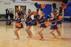 Carroll University Dance Team Stock Foto's